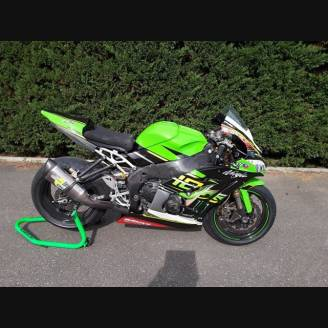 Complete and painted fairings Kawasaki Zx10-R 2016 - 2018 SB18