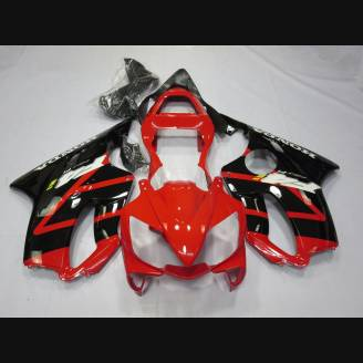 Complete and painted fairings in abs HND CBR 6B REDBL