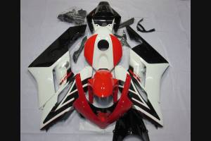 Complete and painted fairings in abs HND CBR 1 RWB