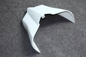 Carene abs complete di parafango da verniciare Codone Monoposto
