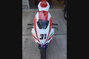 Complete and painted fairings GSX107 ESMT