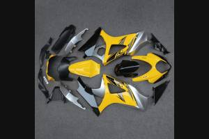 Complete and painted fairings in abs GSX 1D BL