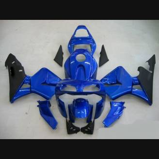 Complete and painted fairings in abs HND CBR 6E BL