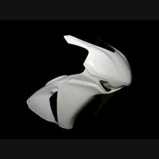 Complete fairings without back seat and without front fender