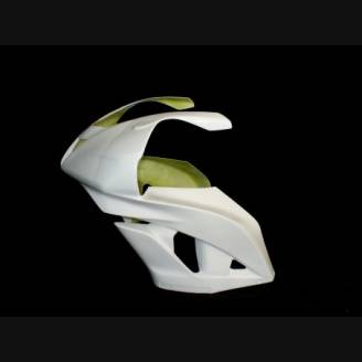 Front fairings without back seat for cbr 600 07/08