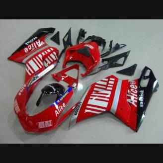 Complete and painted fairings in abs MOTOGP 08