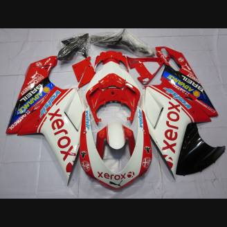 Complete and painted fairings in abs XEROX 08 B