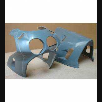 Front fairings for Honda RC 45