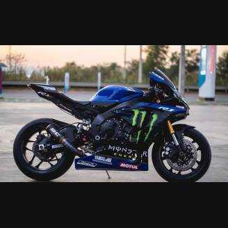 Painted Race Fairings Yamaha R1 2015 2019 Mxpcrv11776
