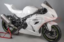 Paquete Motoxpricambi para el circuito : Carenado + tornilleria rapida + Screws
