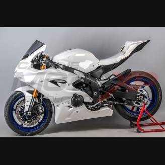 Motoxpricambi Race Package : Complete and racing fairings + Fasteners + Screws