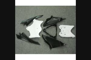 Complete and painted fairings in abs LUCKY STRIKE