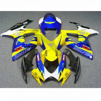 Complete and painted fairings in abs GSX 6D CE
