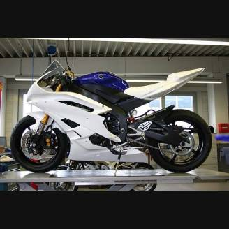 Front fairings without back seat