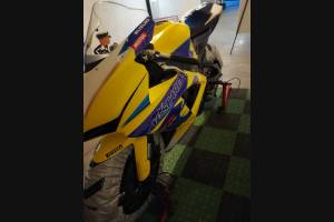 Complete and painted fairings Corona Extra 2007