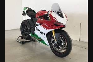 Complete and painted fairings in abs Ducati 1299 Panigale DUAB 1299 F.E.