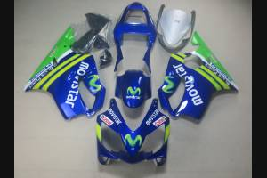 Complete and painted fairings in abs HND CBR 6B MV