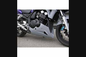 belly pan for Yamaha Fazer 600 98/01