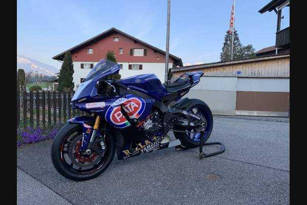 Carene verniciate per Yamaha R1 2015 - 2018 SB18