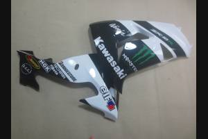 Complete and painted fairings in abs MOWHT