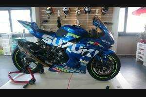 Motoxpricambi Race Package : Complete and racing fairings + Fasteners + Screws SZ17 ED30
