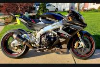 Complete and painted fairings Abs Aprilia RSV4 APR14 PEFG