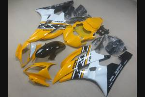 Complete and painted fairings in abs VLGL