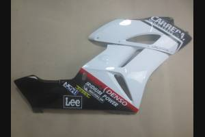 Complete and painted fairings in abs HND CBR 1 LEE