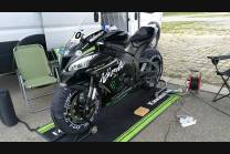 Complete and painted fairings Kawasaki Zx10-R 2016 - 2018 TST17