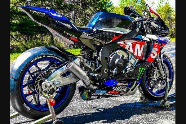 Race track Fairing Moto XP: Race Fairings, Motorcycle