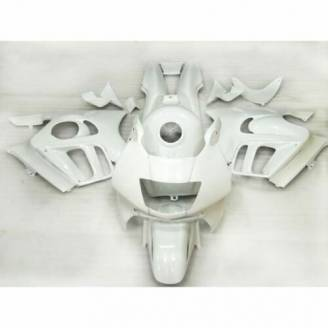 Honda Cbr 600 F 1997 - 1998 Complete and unpainted fairings in abs with front fender  - MXPCAD1897