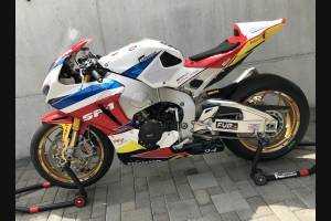 Painted Race Fairings Honda Cbr 1000 RR 2017 - 2019 - MXPCRV11957
