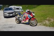 Carenage en abs pour la roue avec peinture compatible avec Honda Cbr 1000 2017 - 2019 -MXPCAV12080