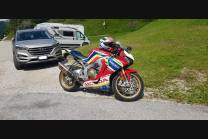 Lackierte Straße Verkleidung auf ABS kompatibel mit Honda Cbr 1000 2017 - 2019 - MXPCAV12080