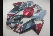 Painted street fairings in abs compatible with Aprilia RS 125 2006 - 2010 - MXPCAV7561