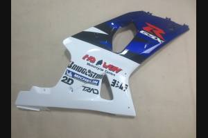 Carene stradali in abs verniciate compatibili con Suzuki Gsxr 1000 2001 - 2002 - MXPCAV1584
