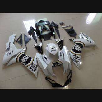 Painted street fairings in abs compatible with Suzuki Gsxr 600/750 2011 - 2018 - MXPCAV3135