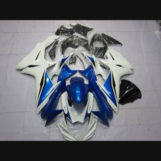 Painted street fairings in abs compatible with Suzuki Gsxr 600/750 2011 - 2018 - MXPCAV3134