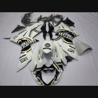 Painted street fairings in abs compatible with Suzuki Gsxr 600/750 2011 - 2018 - MXPCAV3133