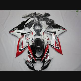 Painted street fairings in abs compatible with Suzuki Gsxr 600/750 2011 - 2018 - MXPCAV3132