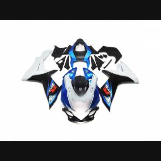 Painted street fairings in abs compatible with Suzuki Gsxr 600/750 2011 - 2018 - MXPCAV3127