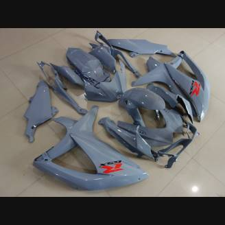 Painted street fairings in abs compatible with Suzuki Gsxr 600/750 2008 - 2010 - MXPCAV2149