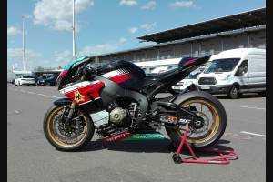 Painted Race Fairings Honda Cbr 1000 RR 2017 - 2019 - MXPCRV7292