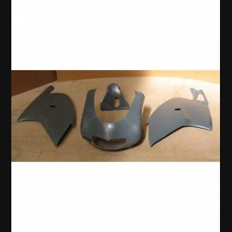 Front fairings without front fender and without back seat - MXPCVT814