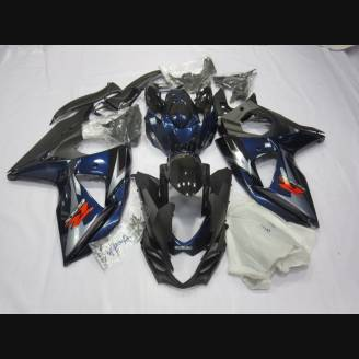 Painted street fairings in abs compatible with Suzuki Gsxr 1000 2009 - 2016 - MXPCAV2700