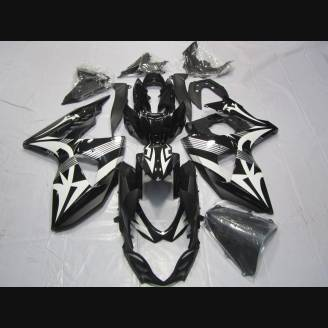 Painted street fairings in abs compatible with Suzuki Gsxr 1000 2009 - 2016 - MXPCAV2699
