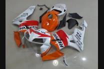 Lackierte Straße Verkleidung auf ABS kompatibel mit Honda CBR 600 RR 2005 - 2006 - MXPCAV11551