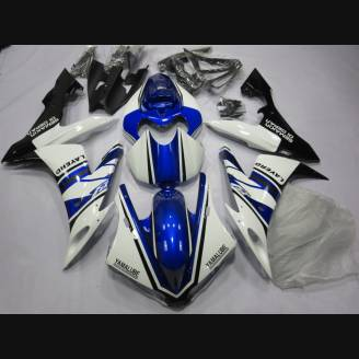 Painted street fairings in abs compatible with Yamaha R1 2004 - 2006 - MXPCAV1670