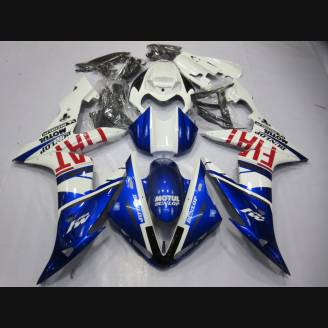 Painted street fairings in abs compatible with Yamaha R1 2004 - 2006 - MXPCAV1672