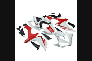 Painted street fairings in abs compatible with Yamaha R1 2007 - 2008 - MXPCAV2018